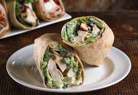 HEALTHY DIET TUNA MAYO WRAP